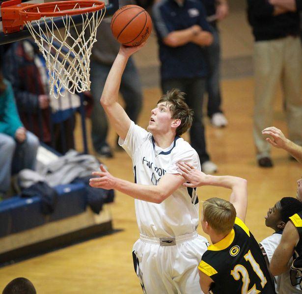 Kettering Fairmont - Varsity Boys Basketball