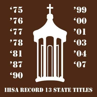 Joliet Catholic Academy High School - Boys Varsity Football