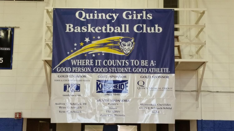 Quincy Senior High School - Girls Varsity Basketball