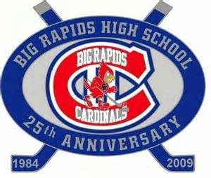 Big Rapids High School - Boys' Varsity Ice Hockey