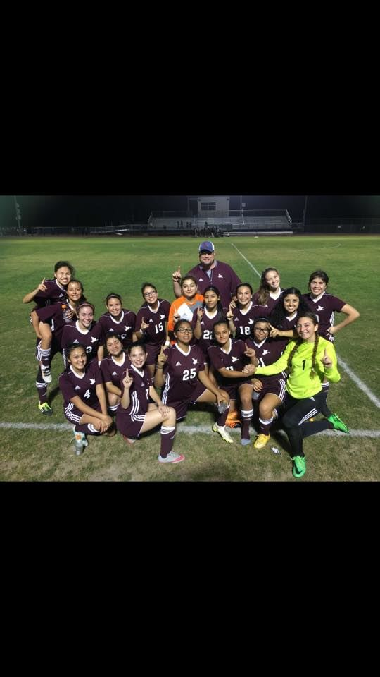 Lee High School - Girls' Varsity Soccer
