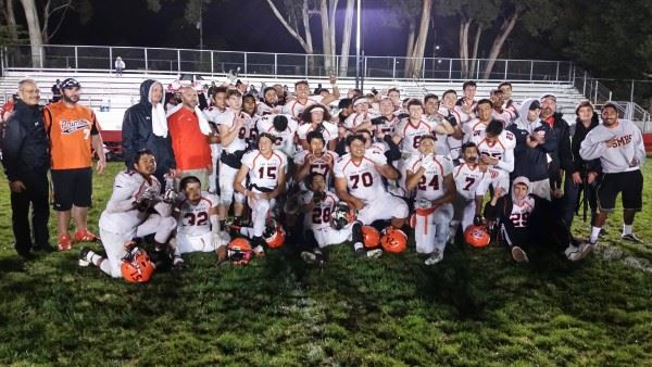 San Mateo High School - Boys Varsity Football