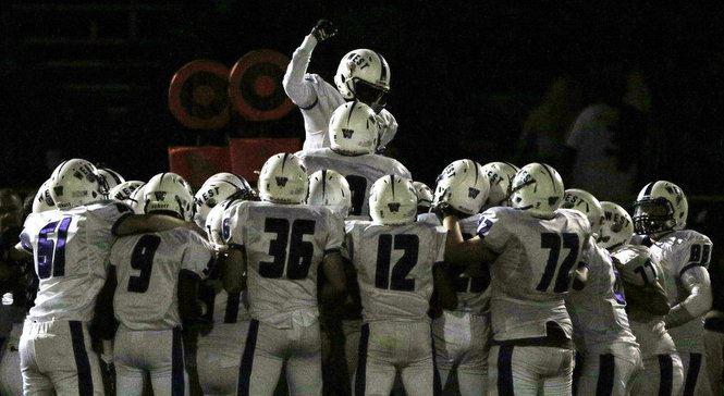 Cherry Hill West High School - Boys Varsity Football