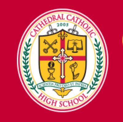 Cathedral Catholic High School - Girls Varsity Basketball