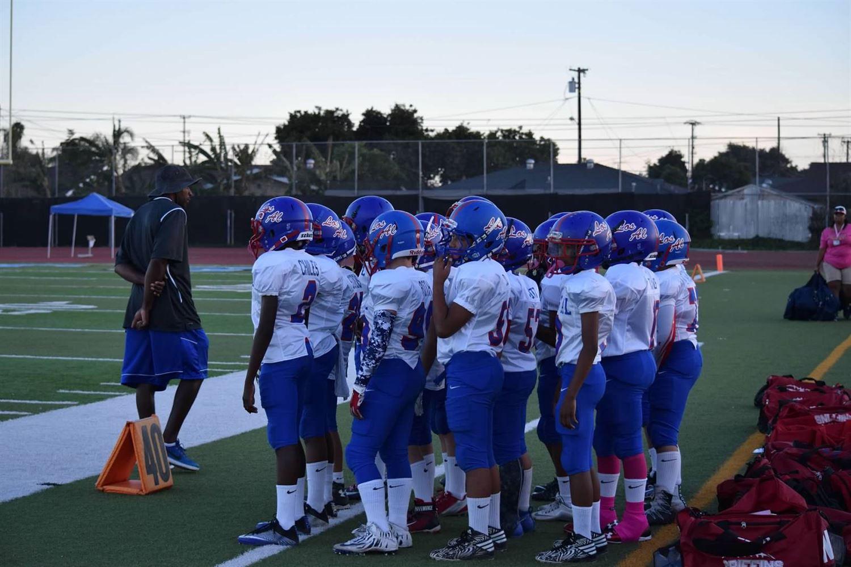Los Alamitos Griffins - SYFL - Los Al Youth Football & Cheer