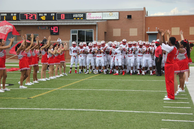 Cypress Lakes High School - Cy Lakes JV Football