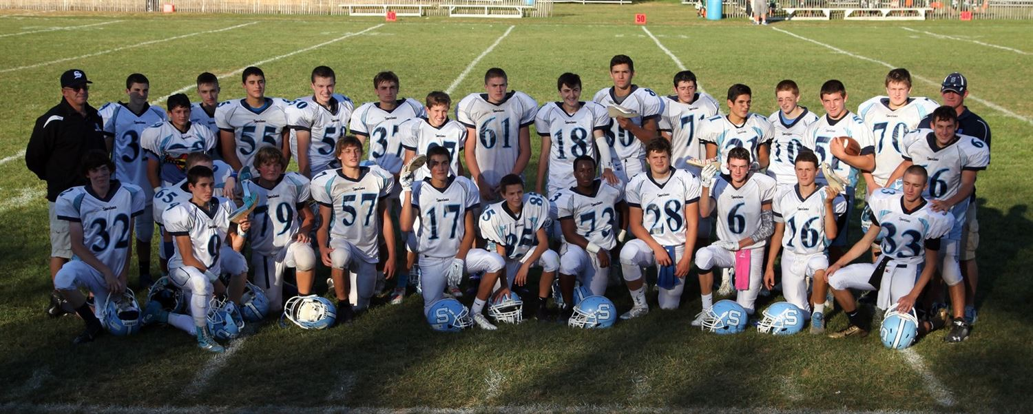 Freshman Team - Sparta Spartans