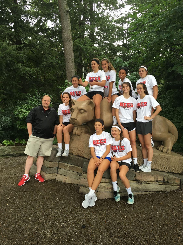 Brecksville-Broadview Heights High School - Girls' Varsity Volleyball