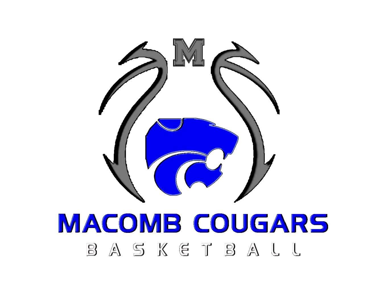 Macomb County Cougars Basketball - Cougars