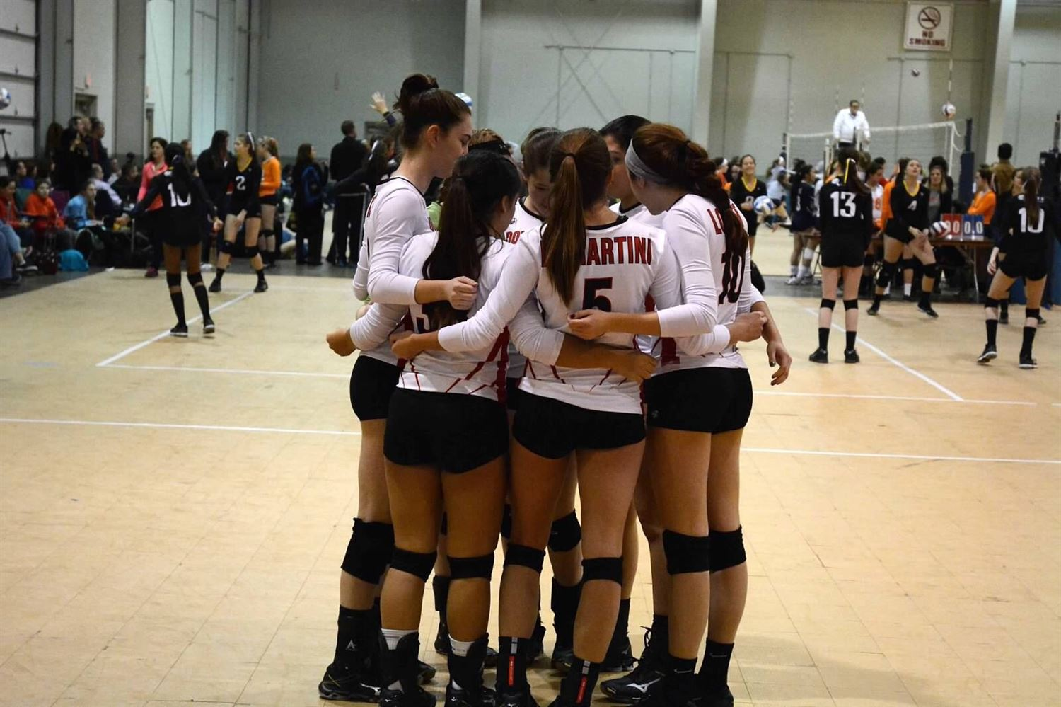 Downstate Juniors VBC - 16 Red