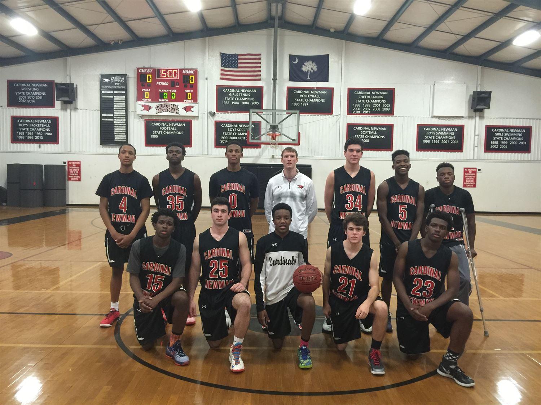 Cardinal Newman High School - Boys Varsity Basketball