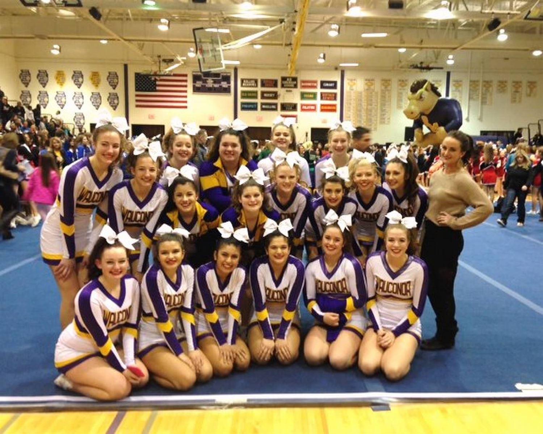 Wauconda High School - Girls' JV Cheerleading