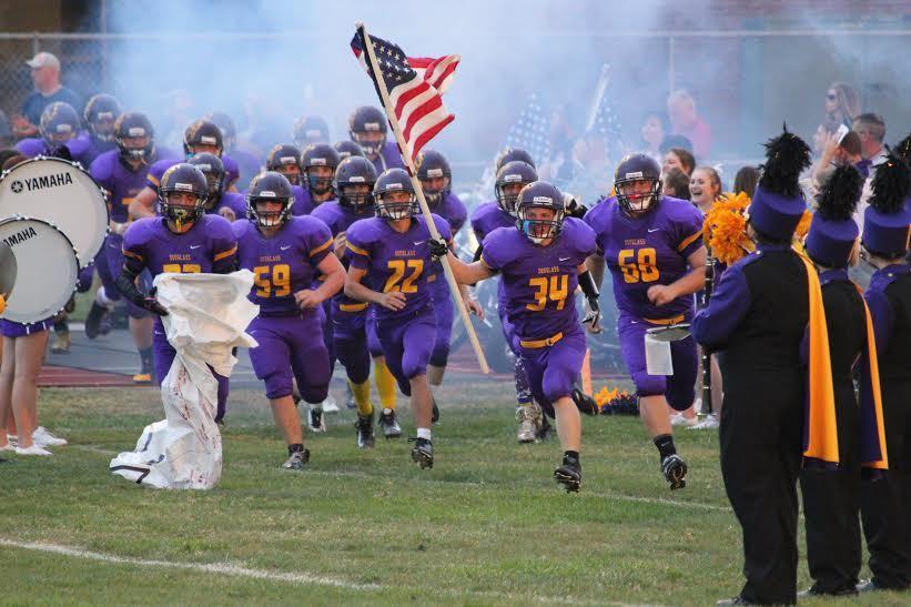 Douglass High School - Boys Varsity Football