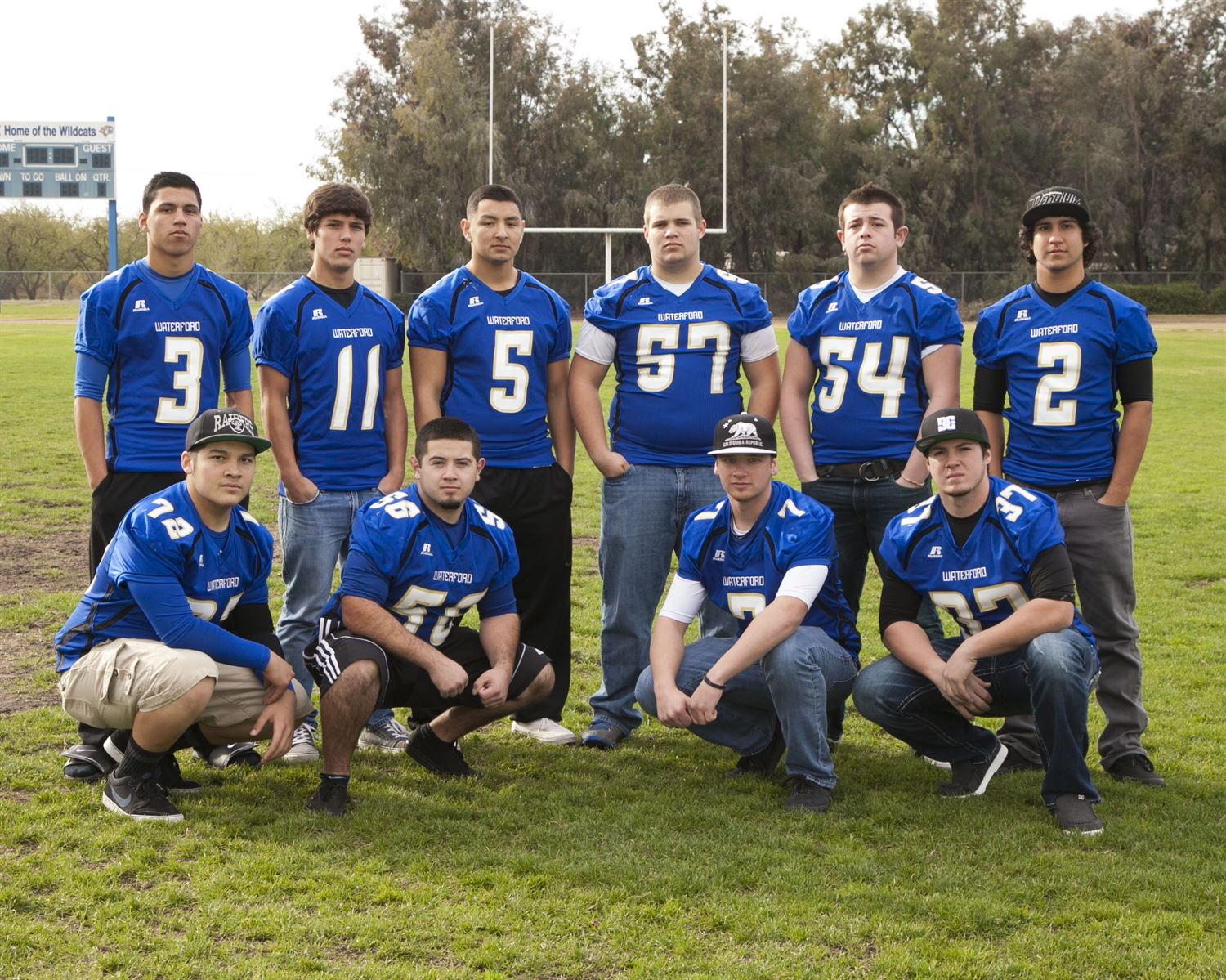 Waterford High School - Boys Varsity Football