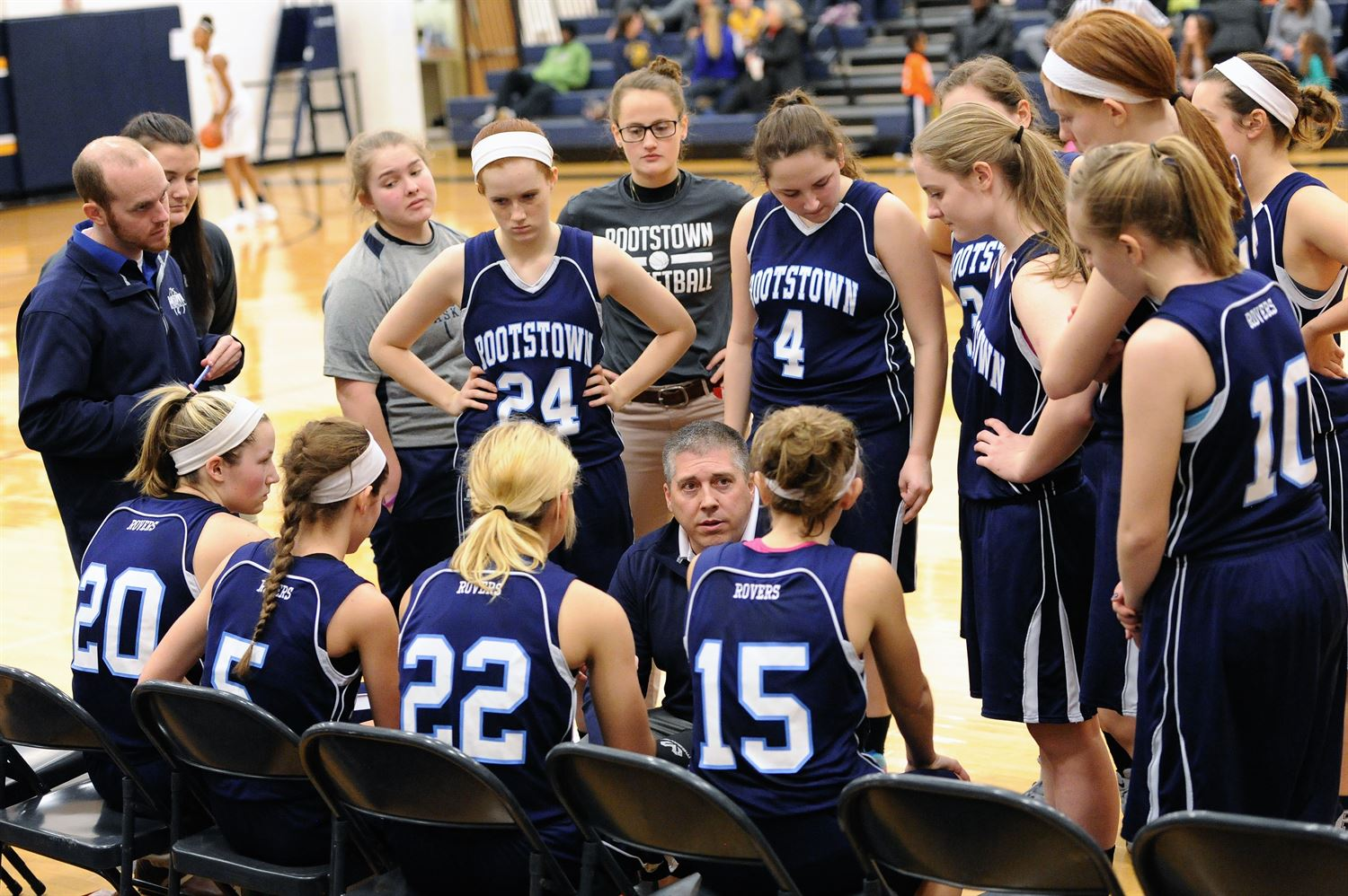 Rootstown High School - Girls' Varsity Basketball