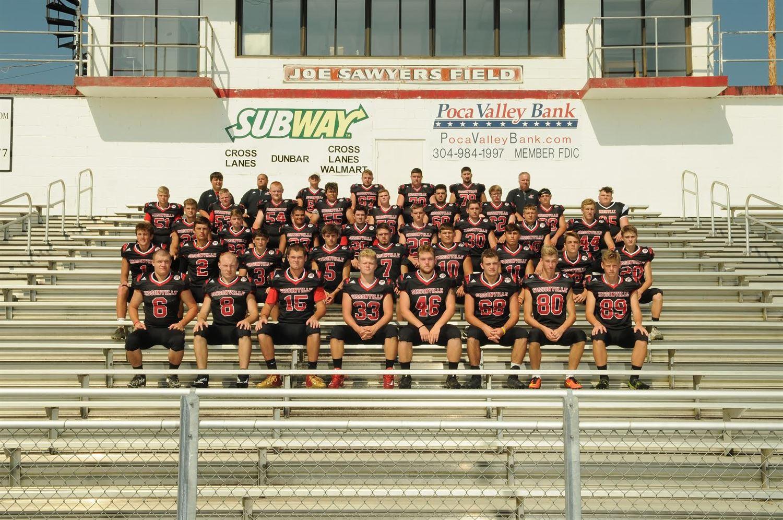 Sissonville High School - Boys Varsity Football