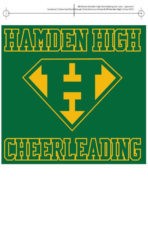 Hamden High School - Girls' Varsity Cheer