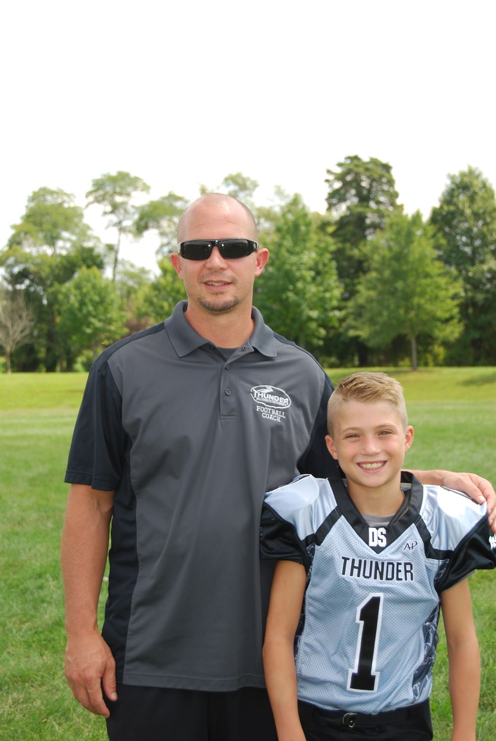 Dulles South Youth Sports - Thunder 80N1 - Peterson