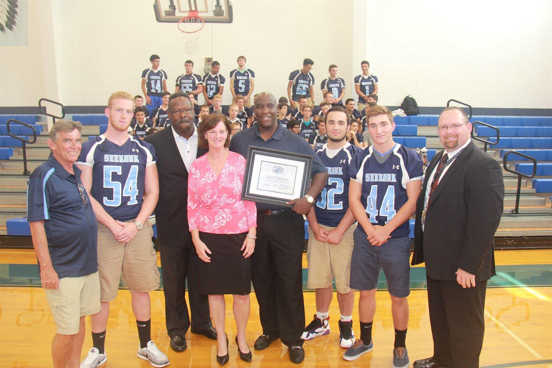 Seekonk High School - Boys Varsity Football