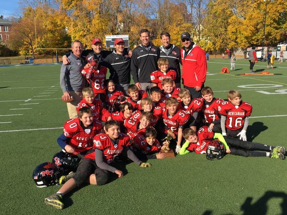 New Canaan Youth - 6th Grade RED-2018