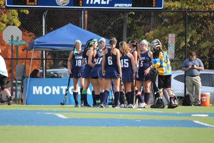 Girls Varsity Field Hockey Randolph High School Randolph New