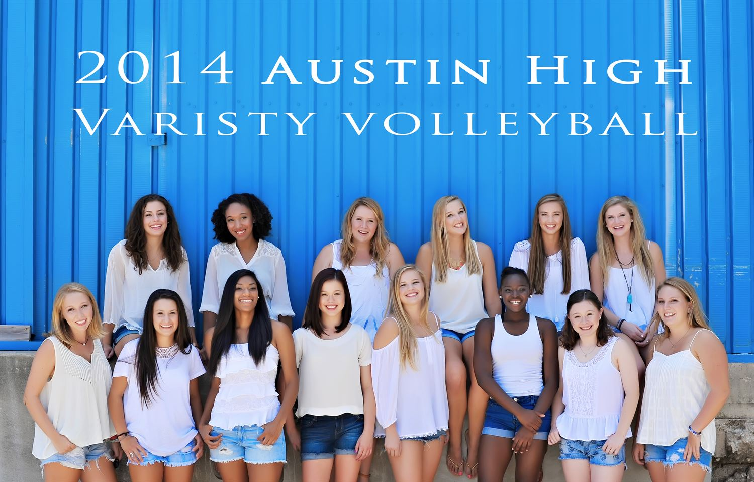 Austin High School - Girls' Varsity Volleyball
