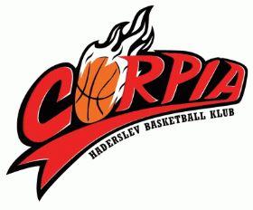 """Haderslev Basketballklub """"Corpia"""" - 2. Division"""