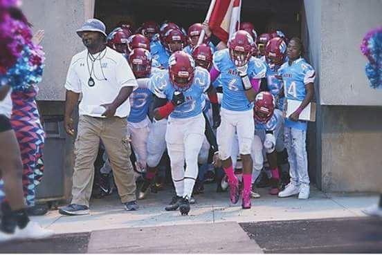 Wayne High School - Boys Varsity Football