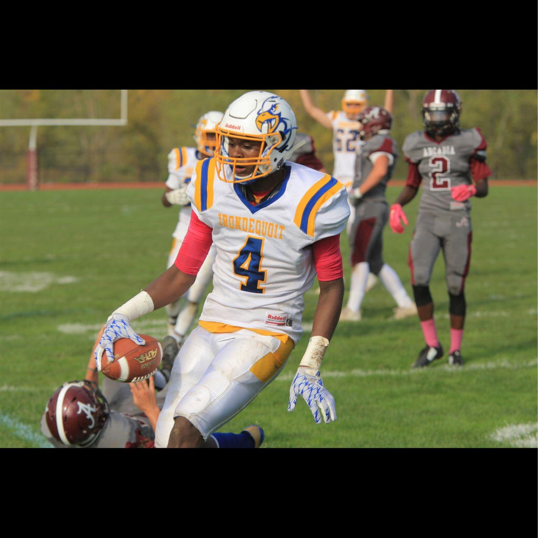 irondequoit varsity football irondequoit high school rochester