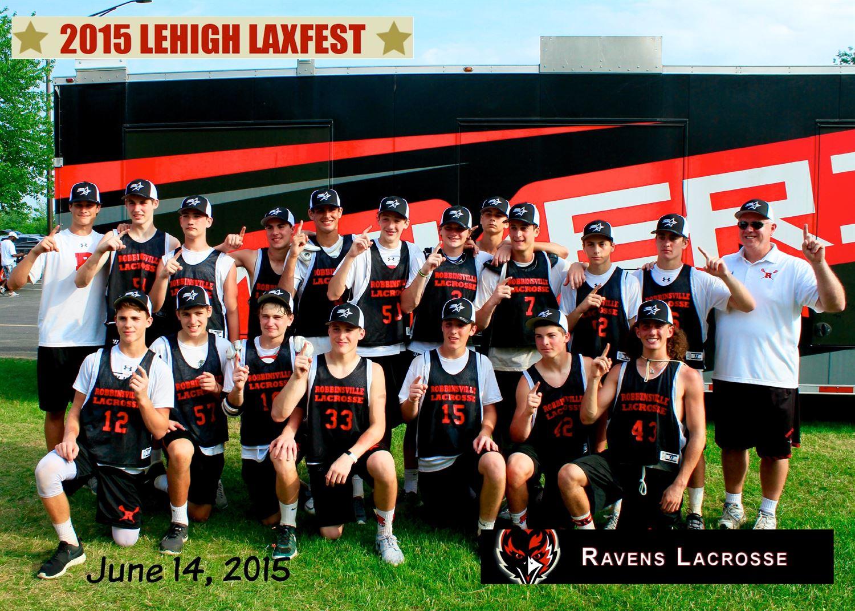 Robbinsville High School - Boys Varsity Lacrosse