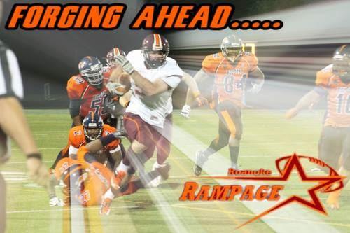 Roanoke Rampage - NPSFL - Roanoke Rampage