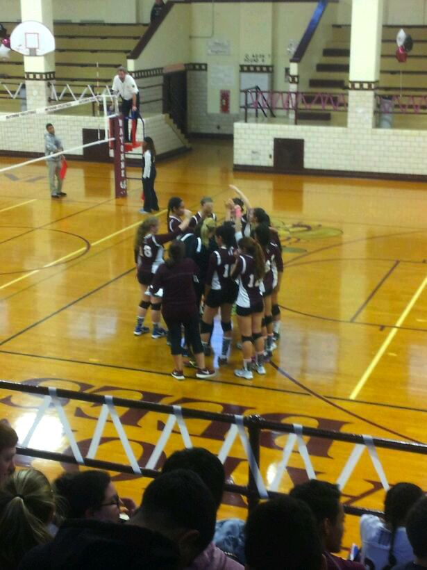 Bayonne High School - Girls' Varsity Volleyball