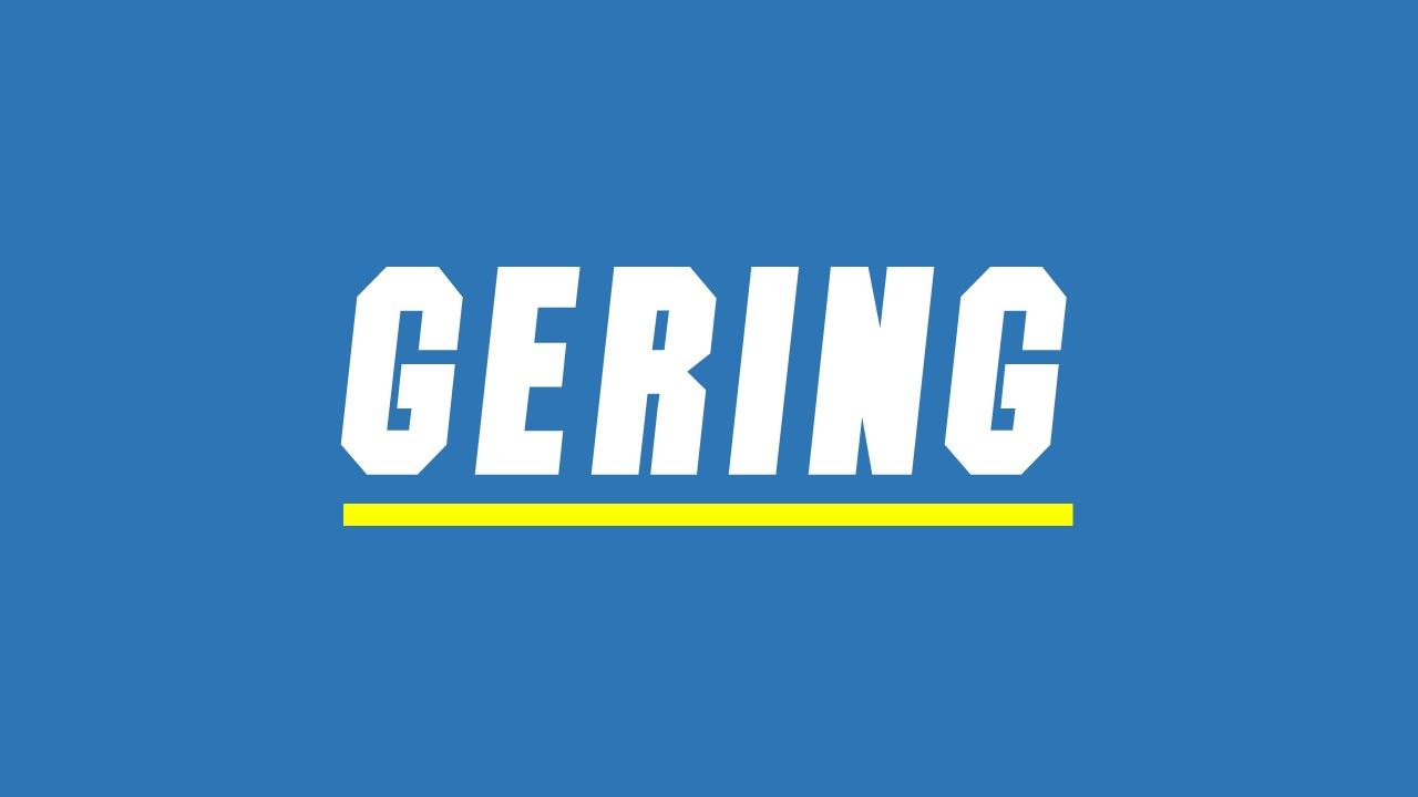 Gering High School - Gering High School