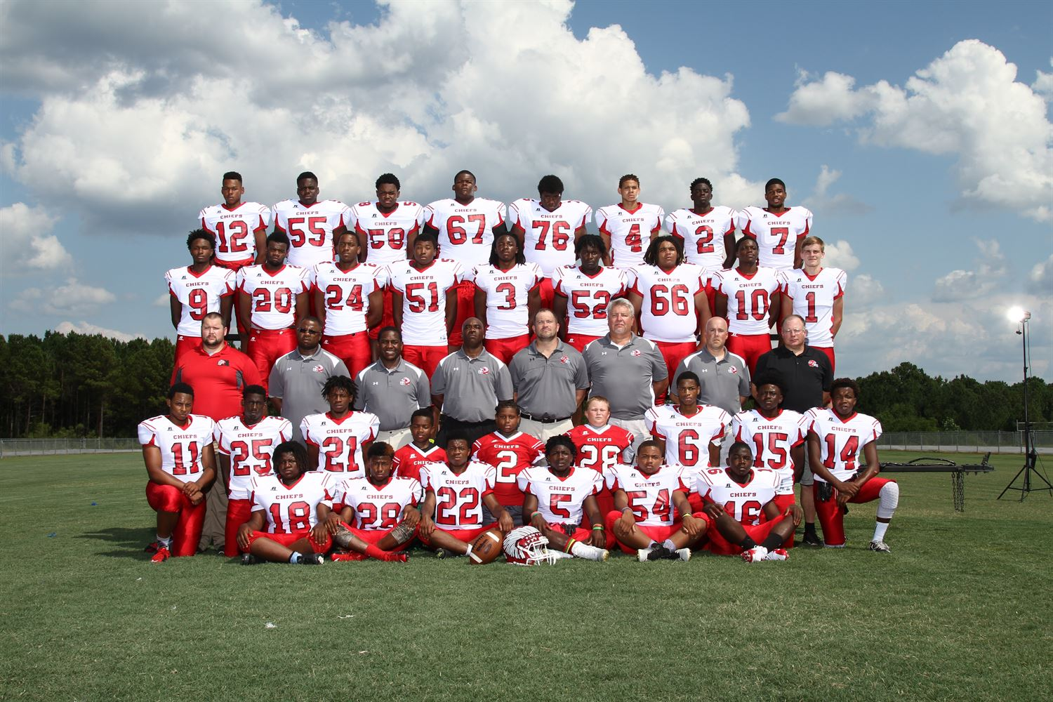 McCormick High School - Boys Varsity Football