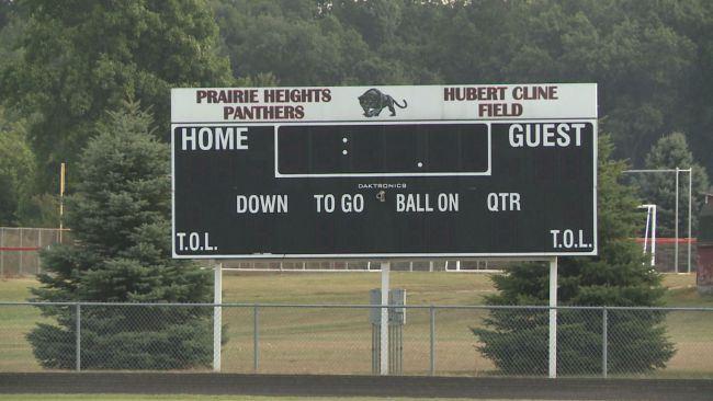 Prairie Heights High School - Boys Varsity Football