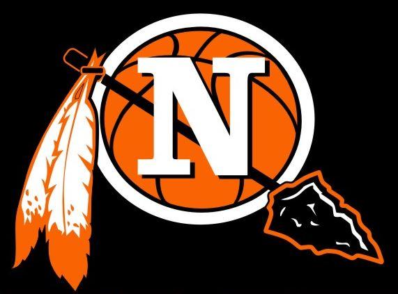 Nocona Indians Logo