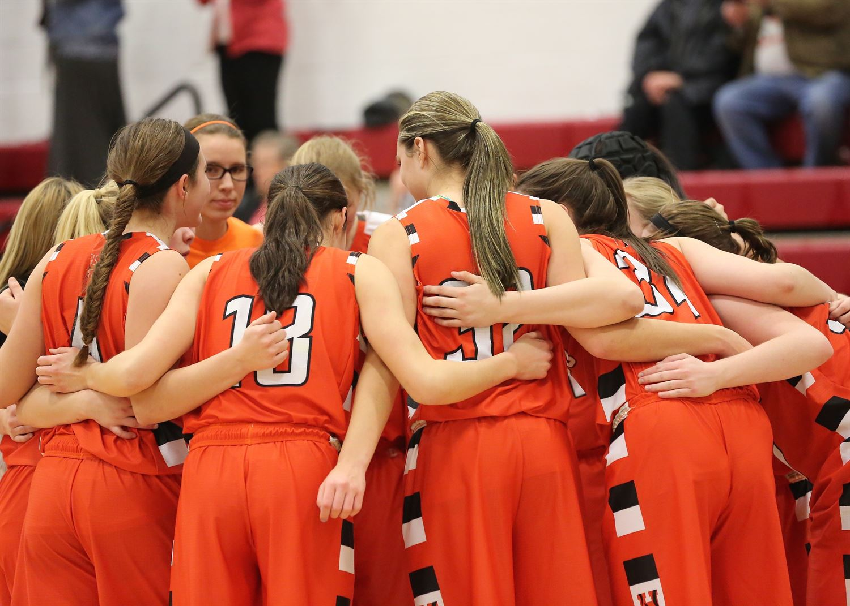 Hastings High School - Girls Varsity Basketball