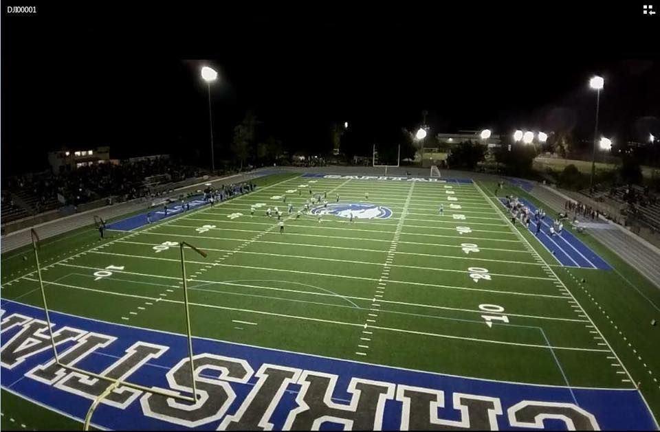 Capital Christian High School - Boys JV Football