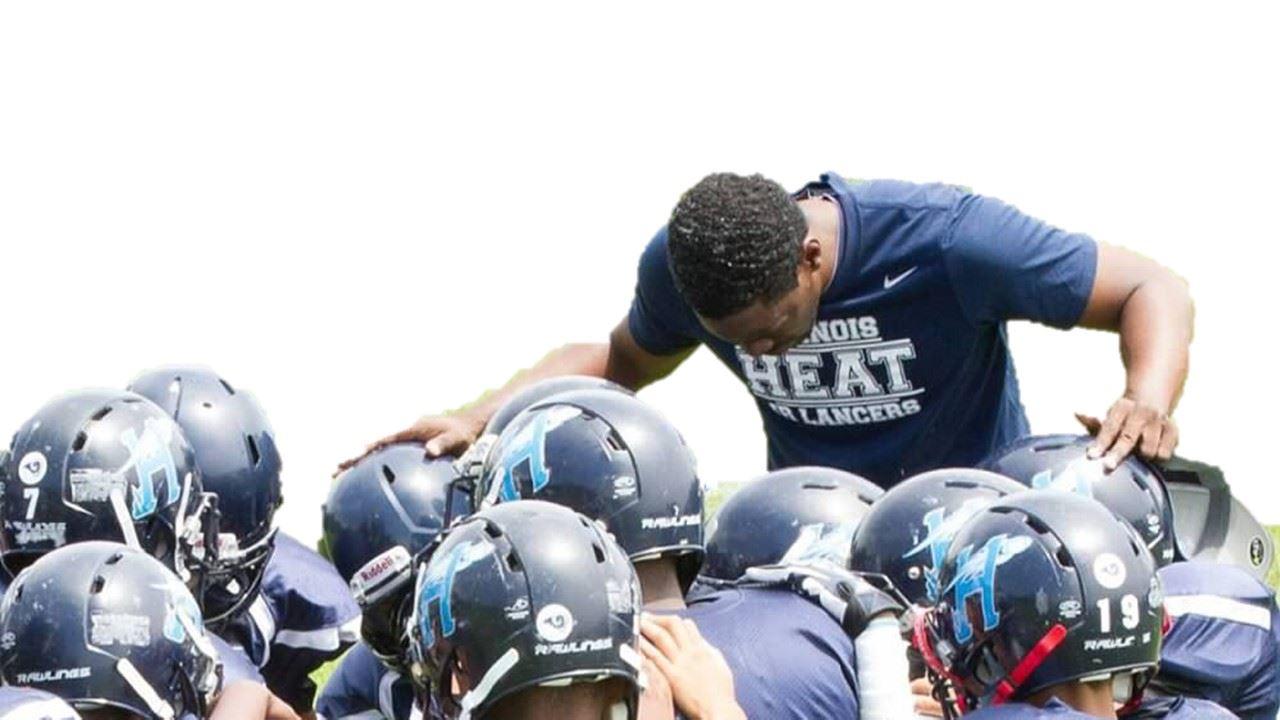Cahokia Illinois Youth Football - 12U - High Energy Athletic Team (Cahokia)