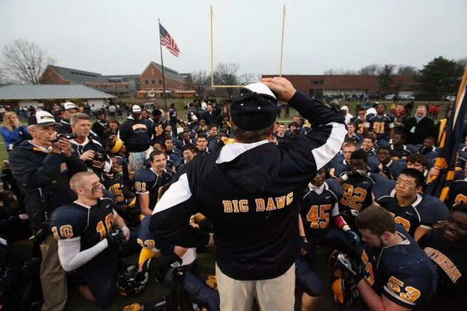 Nottingham High School - Boys Varsity Football