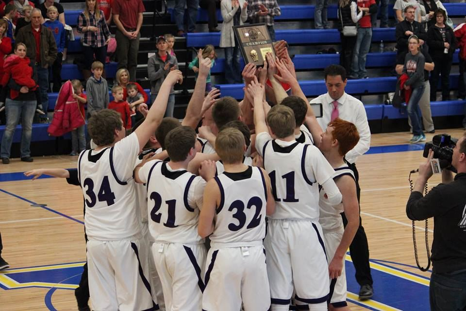 Burwell High School - Boys' Varsity Basketball