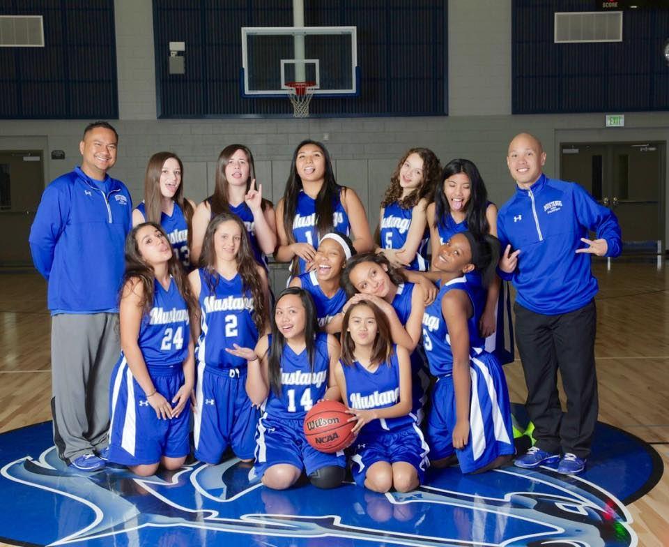 Mountain House High School - Girls' Varsity Basketball