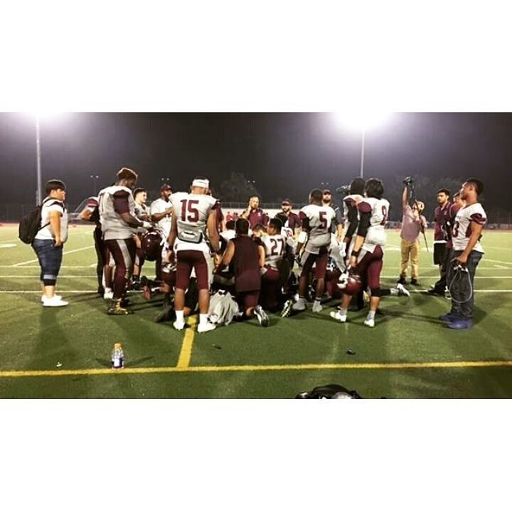 Natomas High School - Boys Varsity Football