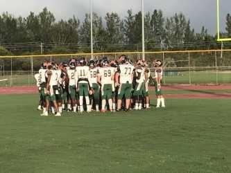 McArthur High School - Boys' Varsity Football