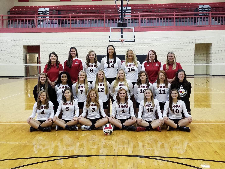 Landrum High School - Girls' Varsity Volleyball