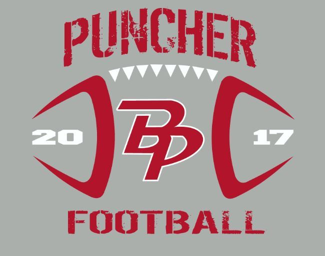 Big Piney High School - Puncher Football
