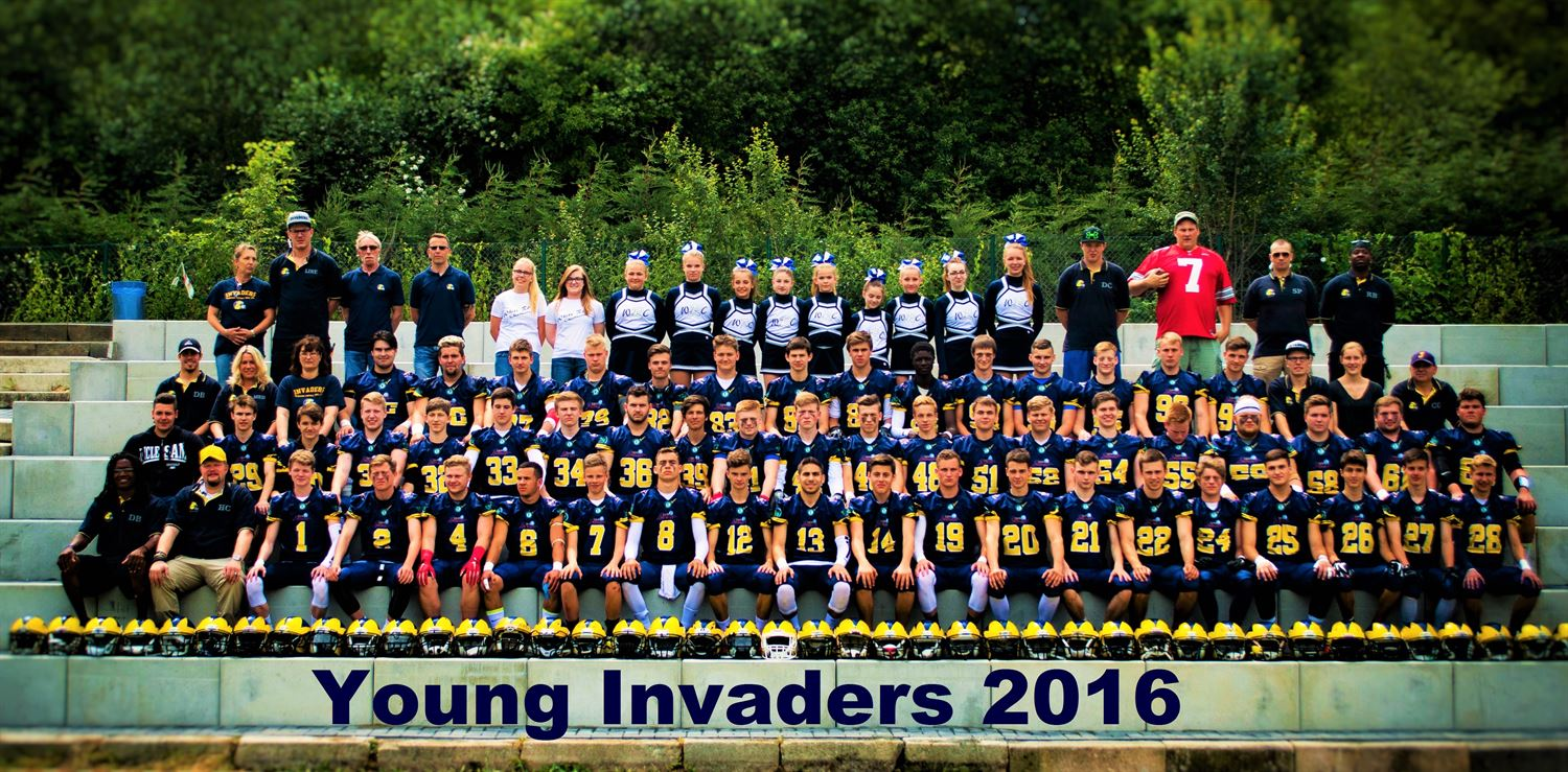 Hildesheim Invaders - Young Invaders