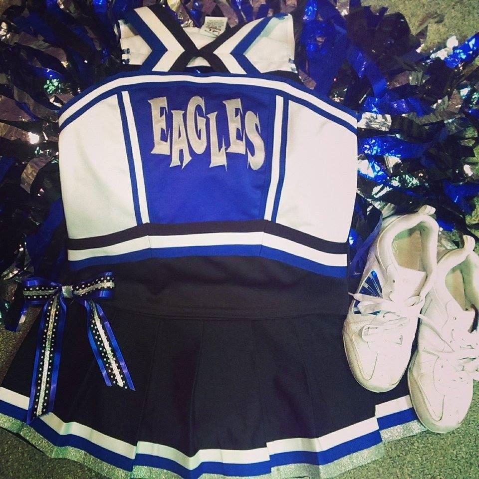 East Central High School - Girls' Varsity Cheer & Spirit