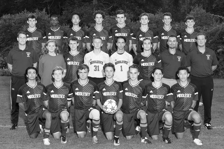 Middlesex High School - Boys' Varsity Soccer