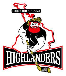 Grey Bruce Highlanders - Grey Bruce Highlanders AAA Minor Midget